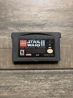 Lego Star Wars II 2 The Original Trilogy Cartridge GameBoy Advance GBA Game boy