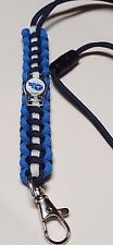 Tennessee Titans 20-inch Paracord Lanyard w/ optional Breakaway String Neck Loop