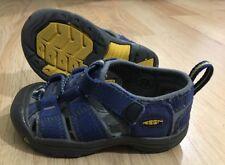 KEEN Shoes Baby Toddler Size 7 Blue Walking Hiking