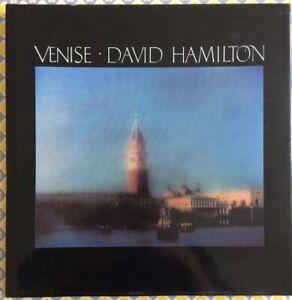 Venise, par David Hamilton, signé par l'auteur