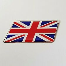 Union Jack Badge Mazda England Britain Flag for MX5 2 3 5 6 CX3 CX5 CX7 RX7 RX8