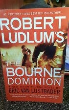 Jason Bourne Robert Ludlum's the Bourne Dominion by Eric Van Lustbader (2011 PB)