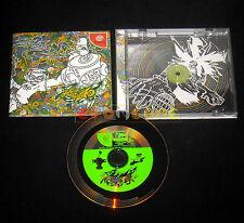 JET SET RADIO Dreamcast Dc Versione NTSC Giapponese ••••• USATO