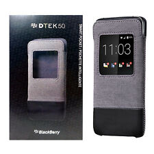 BlackBerry Smart Pocket Pouch Leather Case For BlackBerry DTEK50 - Lot Of 10