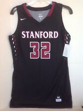 STANFORD UNIVERSITY WOMEN'S NIKE  BASKETBALL JERSEY SIZE M