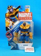 Thanos Action Figure Marvel Universe 2010 Hasbro New on Card