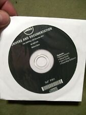 Dell Drivers and Documentation Compact Disc