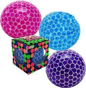 Nee Doh Bubble Stetch'em Squeeze'em Stress Relief Sensory Needoh (Random Color)