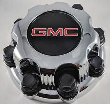 8 LUG Wheel Center Hub Cap FOR GMC Sierra Van Yukon Suburban 1500/2500/3500