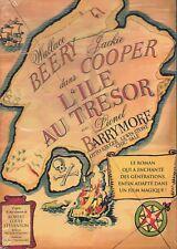 DVD TREASURE ISLAND (1934) Wallace Beery Jackie Cooper Lionel Barrymore Region 2