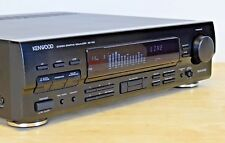 Kenwood GE-760 Stereo Graphic Equalizer With Spectrum Analyzer - Made In Japan