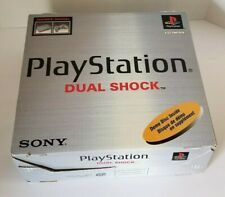 Sony Playstation Dual Shock Game System SCPH - 9001 Open Box IOB