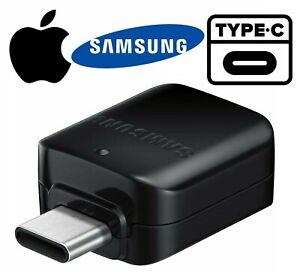 Google Apple Samsung Macbook Pro Air Type C to Standard USB A Converter Adapter