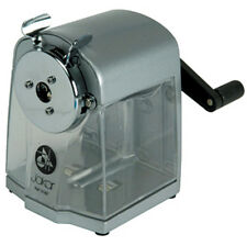 Jakar Desktop Pencil Sharpener with Clamp - Hand Cranked - 5160