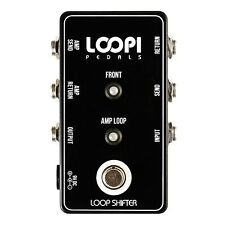 Effects Loop Switcher Pedal - Loopi Pedals