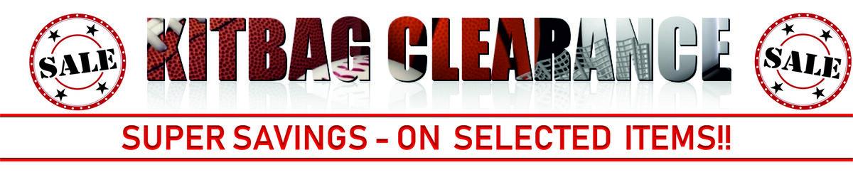 Kitbag Clearance