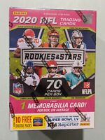 2020 Panini Football Rookies And Stars Blaster Box Factory RC's!