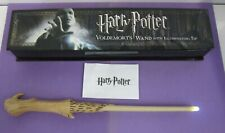 HARRY POTTER VOLDEMORT'S WAND WITH ILLUMINATING TIP