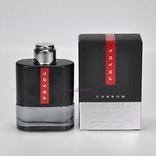 PRADA LUNA ROSSA CARBON Eau de Toilette for Men 9 ml Miniature Mini Perfume