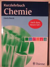 Thieme: Kurzlehrbuch: Chemie