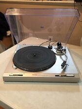New listing Vtg Technics Sl-B202 Turntable Record Player W/ Adc Series I Cartridge New Belt