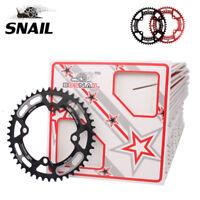 SNAIL BCD104mm MTB Bike Chainring Narrow Wide Single Chain Ring 44/46/48/50/52T
