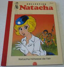 Collection Natacha Tome 1 : Natacha hôtesse de l'air (Hachette Collections)