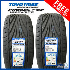 2X New 225 40 18 TOYO PROXES T1-R 92Y XL 225/40R18 2254018 (2 TYRES)