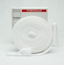 Tubular Gauze Cotton Sterogauz Size 12 Large Fingers 2.5cm x 20m Free Applicator