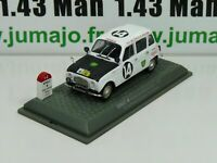 4L12F Voiture 1/43 Universal Hobbies Renault R 4 L East African Safari 1962