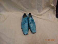 440 Club Light Blue [Cyan] Dance Club Shoes Size 11 US Men NEW