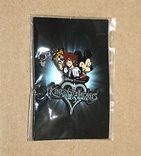 Kingdom Hearts HD 2.5 Remix Rare Promo Pin Disney Square Enix Not for Sale