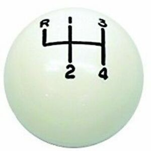65 66 67 68 69 CAMARO CHEVELLE NOVA FIREBIRD MUNCIE SHIFT KNOB SHIFTER BALL 5/16
