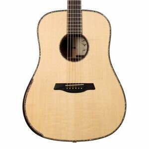 Maestro Guitars Private Collection Rosetta Bearclaw Spruce / Madagascar Rosewood