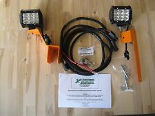 Scag Cheetah Heavy Duty Super Bright LED Light Kit for 48 and 52 inch ZTR mowers