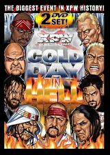 XPW Cold Day In Hell DVD SET New Jack FUNK Sandman wwe tna Wrestling DEATHMATCH