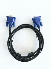 VGA to VGA cable 6 ft Lot of 10, 20, 50, 100