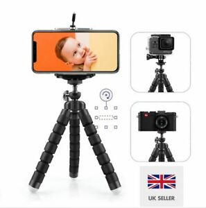 Universal Octopus Mobile Phone Holder Tripod Stand for Iphone Samsung Camera