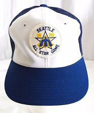 Vintage Seattle Mariners 1979 All Star Game Sports Specialties Snapback Hat Cap