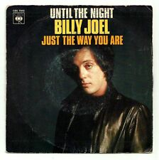 JOËL Billy Vinyle 45T SP UNTIL THE NIGHT F Reduit RARE