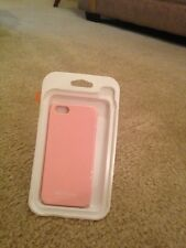 For iPhone 5 5G 5th Light Pink Jelly Shiny Hard Cover Case