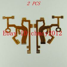 2PCS LENS Main Back Flex Cable For CANON PowerShot A2200 Digital camera