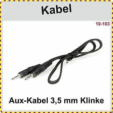Audio-Stereo Kabel Aux-Kabel Auto KfZ für apple iPhone 5, iPhone 5C, iPhone 5S