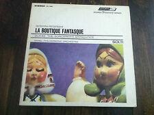 ROSSINI-RESPIGHI La Boutique Fantasque Dukas-The Sorcerers apprentice (#1186)