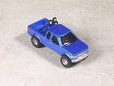N Scale 1995 Blue Baha PickupTruck