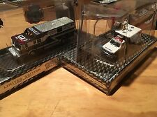 Code 3 Millennium Series Century FD Pierce Rescue 21 & Ford E-350 Ambulance 21