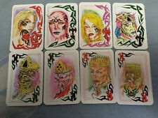 fantasy playing cards pin-up girls Kartenspiel nude russian