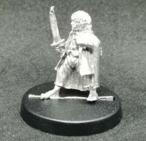 Lord Of The Rings Frodo Fellowship Metal OOP Warhammer