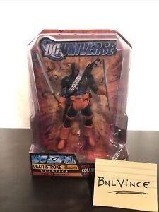 DC Universe Classics Deathstroke (Masked Variant) Wave 3 Figure 2 Solomon Grundy