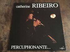 CATHERINE RIBEIRO - PERCUPHONANTE - ELECTRONIC,AVANT GARDE!!!!